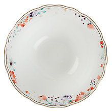 Buy John Lewis Country Parlour Serve Bowl, Multi Online at johnlewis.com
