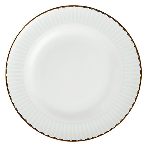 Buy John Lewis Country Parlour Striped Tea Plate, Multi Online at johnlewis.com