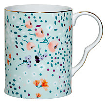 Buy John Lewis Country Parlour Mug, Multi Online at johnlewis.com