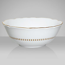 Buy John Lewis Country Parlour Cereal Bowl, Multi Online at johnlewis.com