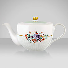 Buy John Lewis Country Parlour Teapot, Multi Online at johnlewis.com