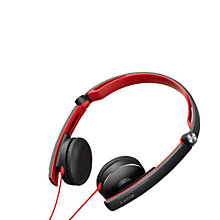 Buy Sony MDR-S70 On-Ear Headphones with Mic/Remote Online at johnlewis.com