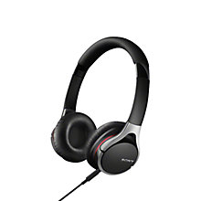 Buy Sony MDR-10RC Prestige On-Ear Headphones with Mic/Remote Online at johnlewis.com