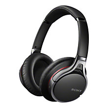 Buy Sony MDR-10RBT On-Ear Bluetooth NFC Headphones with Mic/Remote Online at johnlewis.com
