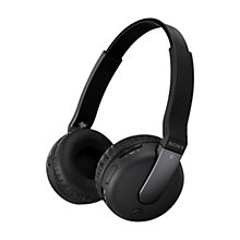 Buy Sony DR-BTN200 On-Ear Bluetooth Headphones with Mic/Remote Online at johnlewis.com