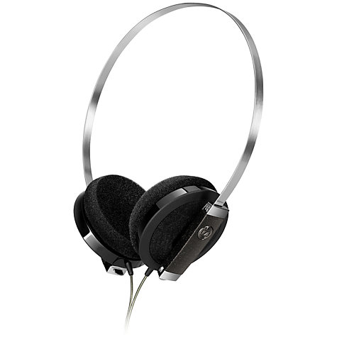 Buy Sennheiser PX 95 On-Ear Headphones, Black Online at johnlewis.com