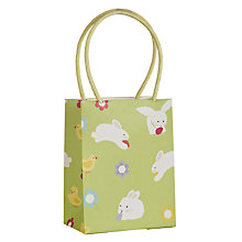 Buy John Lewis Easter Gift Bag, Mini Online at johnlewis.com
