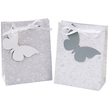 Buy John Lewis Something in the Air Favour Bags, Pack of 10 Online at johnlewis.com