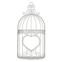 Buy John Lewis Bird Cage Wall Rack, Small Online at johnlewis.com
