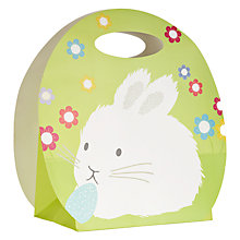 Buy John Lewis Easter Die Cut Gift Bag Online at johnlewis.com