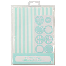 Buy Talking Tables Mint Lace Sweet Bags, Pack of 10 Online at johnlewis.com