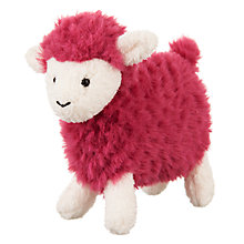 Buy Jellycat Sugar Sheep Decoration Online at johnlewis.com