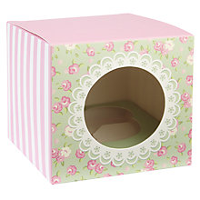 Buy Neviti F&S Cupcake Boxes, Pack of 5 Online at johnlewis.com