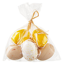 Buy Foam Egg Decorations, Pack of 6 Online at johnlewis.com