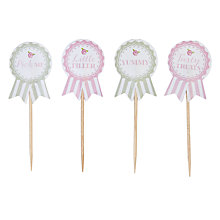 Buy Neviti F&S Cupcake Picks, Pack of 20 Online at johnlewis.com