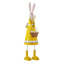 Buy John Lewis Spring Bunny, Yellow Online at johnlewis.com