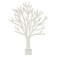 Buy Design Ideas Sherwood Tree, White Online at johnlewis.com