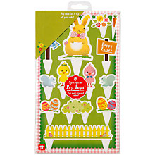 Buy Talking Tables Easter Pop Cake Toppers Online at johnlewis.com