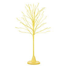 Buy John Lewis Easter Tree, Yellow Online at johnlewis.com