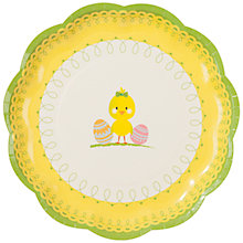 Buy Talking Tables Easter Paper Plates, Pack of 12 Online at johnlewis.com