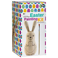 Buy Paint Your Own Easter Bunny Kit Online at johnlewis.com