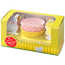 Buy Talking Tables Cupcake Cases and Toppers Kit Online at johnlewis.com