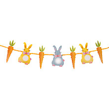 Buy Talking Tables Easter Bunting, L3m Online at johnlewis.com