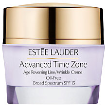 Buy Estée Lauder Advanced Time Zone Age Reversing Line/Wrinkle Eye Creme Oil Free, 50ml Online at johnlewis.com