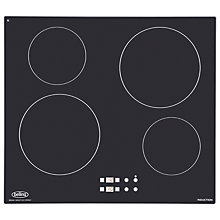 Buy Belling SCIH60 Induction Hob, Anthracite Online at johnlewis.com
