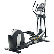 Buy NordicTrack E11.6 Cross Trainer Online at johnlewis.com