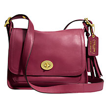 Buy Coach Legacy Archival Rambler Cross Body Bag Online at johnlewis.com