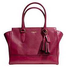 Buy Coach Legacy Candace Grab Bag, Port Online at johnlewis.com