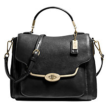 Buy Coach Madison Sadie Satchel Bag Online at johnlewis.com