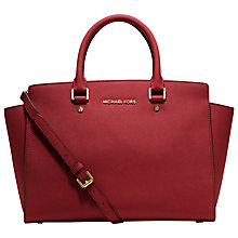 Buy MICHAEL Michael Kors Selma Large Tote Bag Online at johnlewis.com