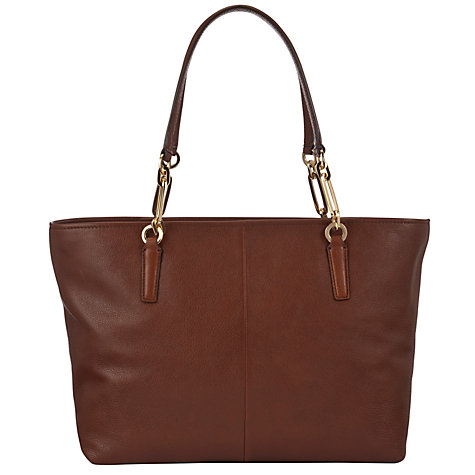 Buy Coach Madison East/West Tote Bag Online at johnlewis.com
