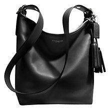 Buy Coach Legacy Leather Duffle Shoulder Bag Online at johnlewis.com