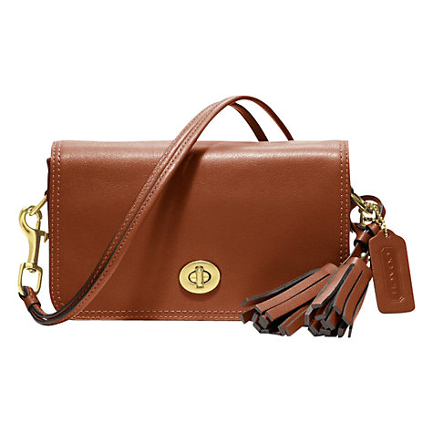 Buy Coach Legacy Penny Shoulder Bag Online at johnlewis.com