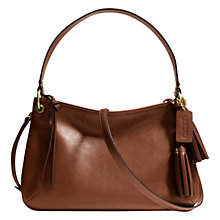 Buy Coach Legacy Double Gusset Cross Body Bag Online at johnlewis.com