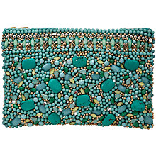Buy COLLECTION by John Lewis Lou Chunky Beaded Pouch Online at johnlewis.com
