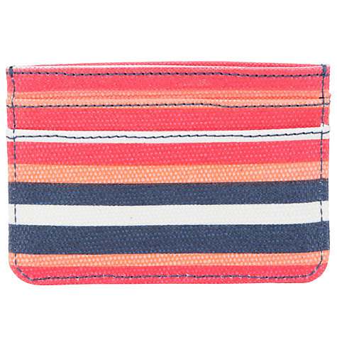 Buy Collection WEEKEND by John Lewis Holiday Stripe Card Holder, Multi Online at johnlewis.com