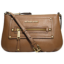 Buy MICHAEL Michael Kors Gilmore Cross Body Bag Online at johnlewis.com