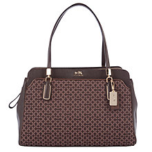 Buy Coach Madison Kimberly Grab Bag Online at johnlewis.com
