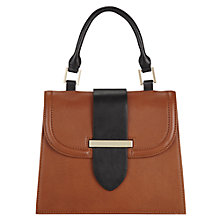 Buy Somerset by Alice Temperley Ambrosden Leather Grab Bag Online at johnlewis.com