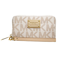 Buy MICHAEL Michael Kors Electro Multi Function Phone Case Online at johnlewis.com