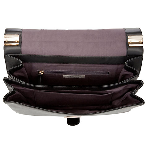 Buy Somerset by Alice Temperley Relton Large Leather Shoulder Bag Online at johnlewis.com