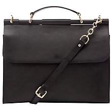 Buy Somerset by Alice Temperley Ennismore Large Top Handle Satchel Bag Online at johnlewis.com