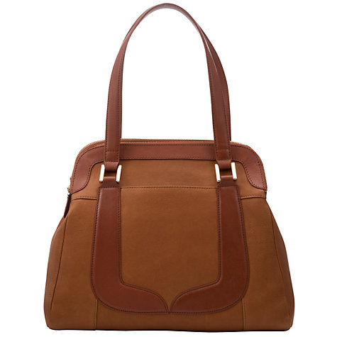 Buy Somerset by Alice Temperley Mini Yeoman Leather Shoulder Bag Online at johnlewis.com