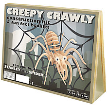 Buy Professor Puzzle Stanley Spider Construction Kit Online at johnlewis.com