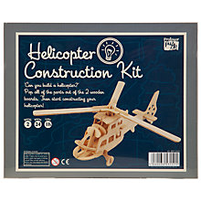 Buy Professor Puzzle Helicopter Construction Kit Online at johnlewis.com