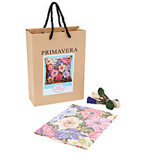Buy Primavera Anemone Garden Cushion Tapestry Kit Online at johnlewis.com